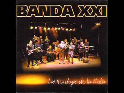 Ritmo Merembe - Banda XXI (1999)