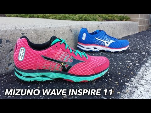 more photos 6fbe2 c7971 Running Shoe Preview: Mizuno Wave Inspire 11