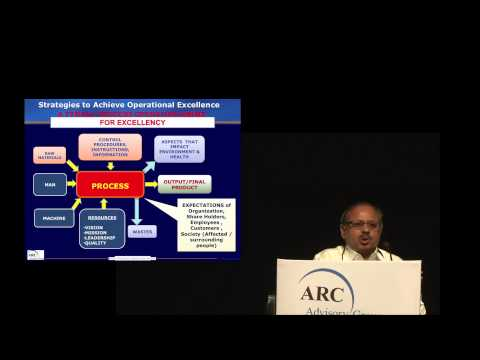 Strategies for Operational Excellence, B B Nayak GM, CPP Nalco