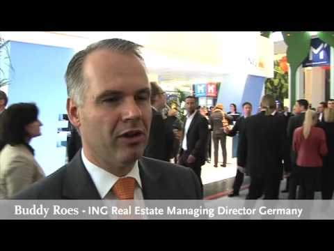 Buddy Roes - ING Real Estate Investment management Germany