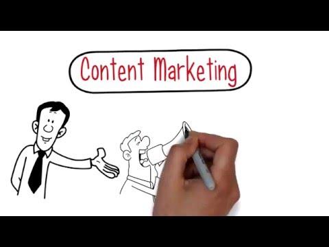 Social Media Marketing - Content Marketing
