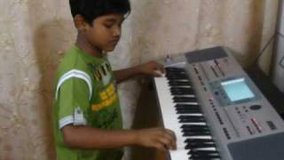 korg keyboard song papa kahte hai india instrumental song play on korg pa50