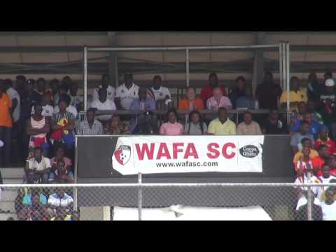 WAFA SC 5-0 Hearts Of Oak Full match - 2016/17 Ghana premier league