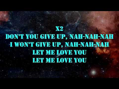Let Me Love You & Faded ( cover by J.Fla ) Lyrics