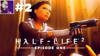 HALF-LIFE 2 - EPISODE ONE #2 (suite et fin) - Protection des civils