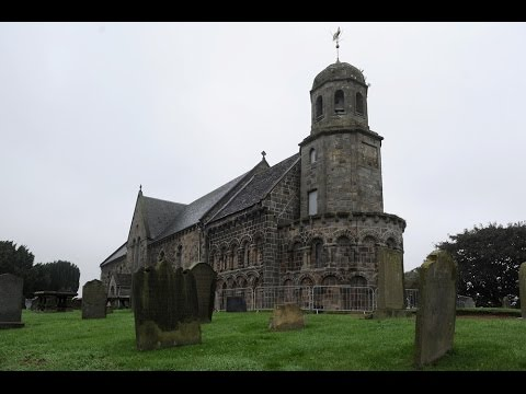 Guided tour of St Athernase Church, Leuchars