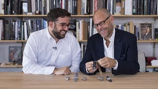 Talking Watches With Alton Brown