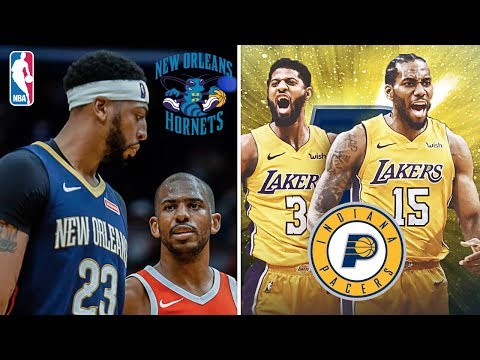 Every NBA Team's Starting Lineup Today If They Had Kept Their Drafted Players