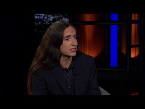 Real Time with Bill Maher: Interview with Xiuhtexcatl Martinez - June 24, 2016 (HBO)