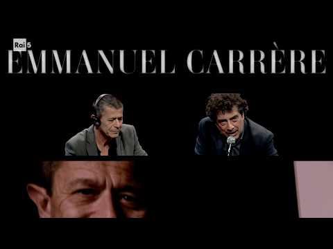 Libri Come -  Emmanuel Carrère - Rai5