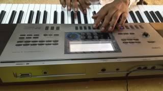 Kabhi Bandhan Chura Liya On Keyboard