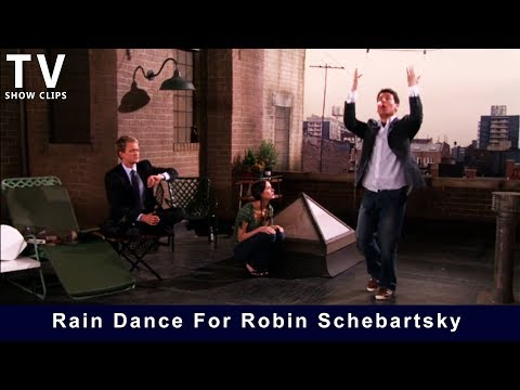 Rain Dance Works (How I Met Your Mother)