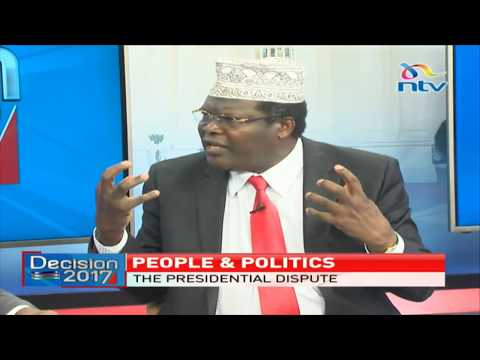IEBC does not need Raila to tell them to deliver evidence - Miguna Miguna