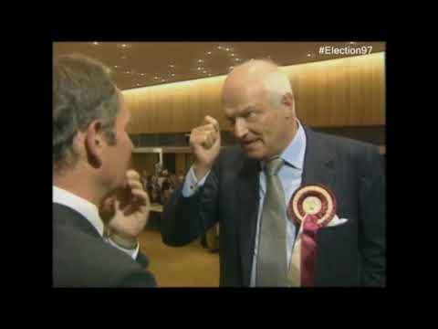 Election 97: James Goldsmith describes the  Referendum Party