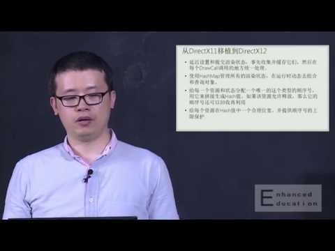 """Snail Games DirectX 12 """"Case Study"""" pt.1 (in Chinese)"""