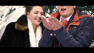 Свадебный ролик Дмитрий и Татьяна  Свадьба в 5 минут