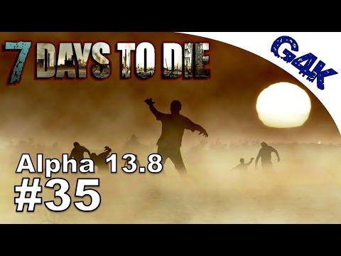 Desert Run  | 7 Days To Die Alpha 13 Let's Play | Part 35