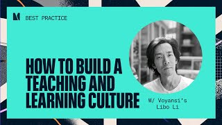 How to build a learning and teaching culture in your architecture firm