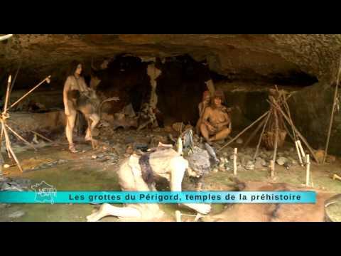 Les grottes du Périgord, temples de la préhistoire