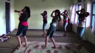Chikni Chameli dance rehearsal by G6