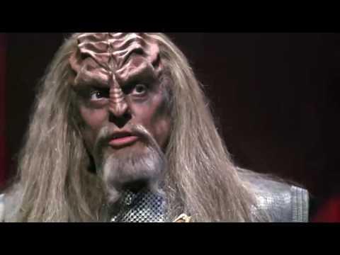 Captain Archer in Klingon Court