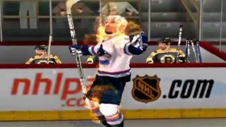 NHL Hitz 2002 - Exhibition mode playthrough