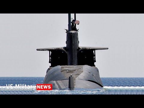 The Deadliest Submarine the USA Ever Built