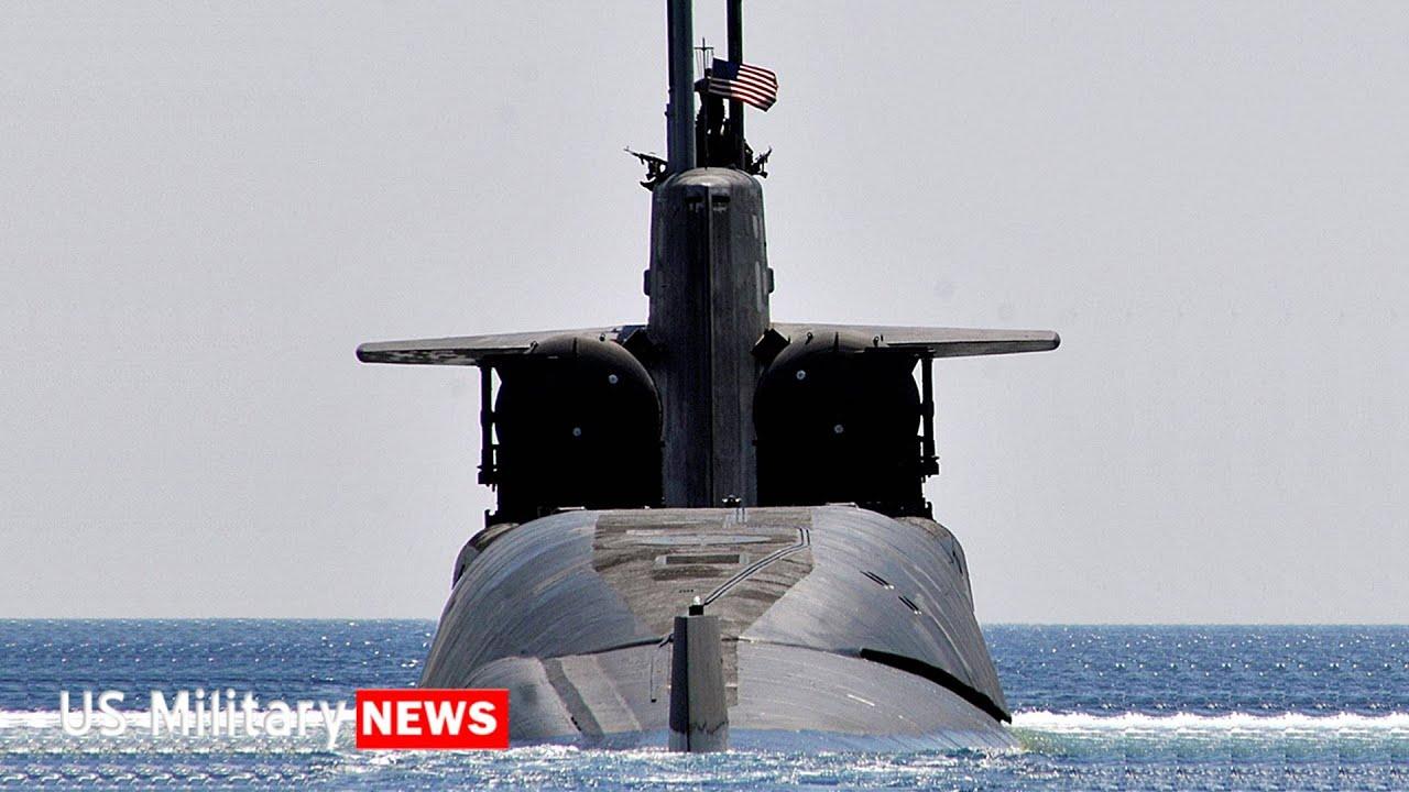 The Deadliest Submarine the USA Ever Built