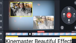 How to Create Beautiful Effect in kinemaster || New concept Kinemaster Video Editing