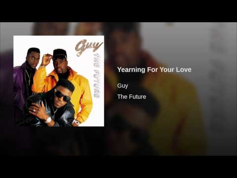 Yearning For Your Love