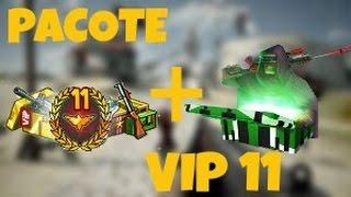 BLITZ BRIGADE - PACOTE MISTERIOSO + VIP 11
