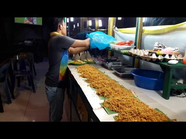 Masak nasi goreng podomoro BATOH