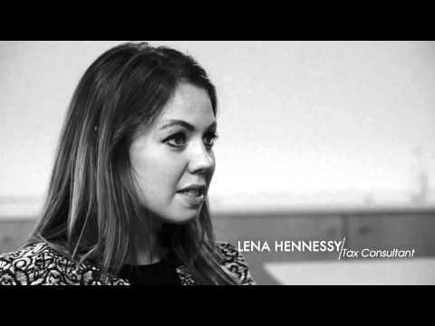 Lena Hennessy, Tax Consultant, KPMG