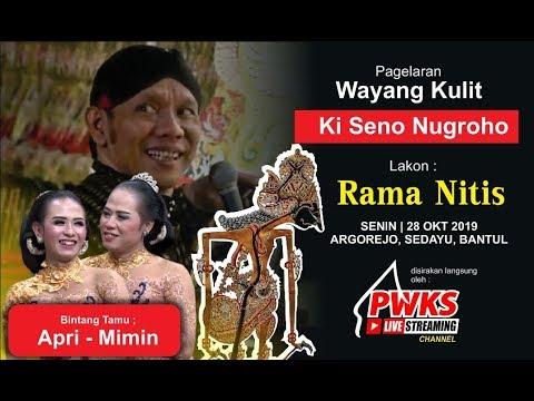 #pwkslive#livestreaming-pagelaran-wayang-kulit-dalang-ki-seno-nugroho-lakon-rama-nitis