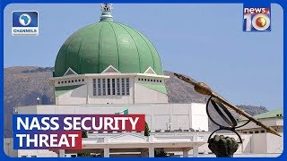 Senate President Warns Of Security Threat At NASS