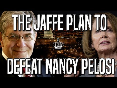Stephen Jaffe's Plan To Defeat Nancy Pelosi and Reform The Democratic Party