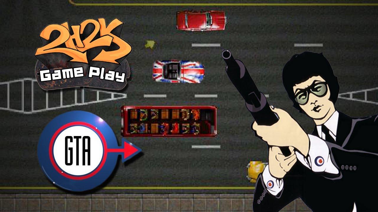 Grand Theft Auto Londra 1969 oyunu