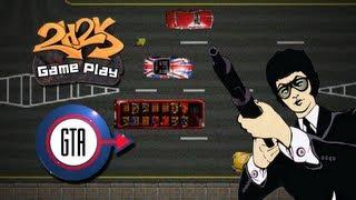 Grand Theft Auto: London 1969 - Gameplay