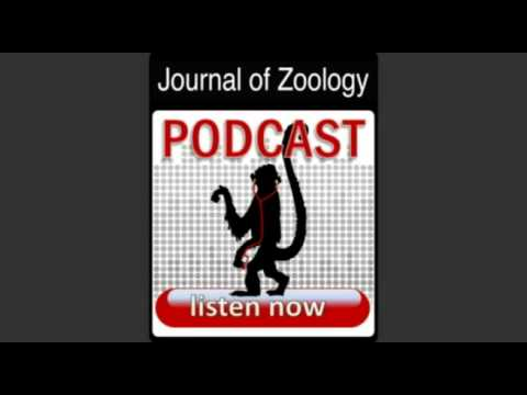 JOURNAL OF ZOOLOGY (Wiley-Blackwell): Podcast - Summer 2012