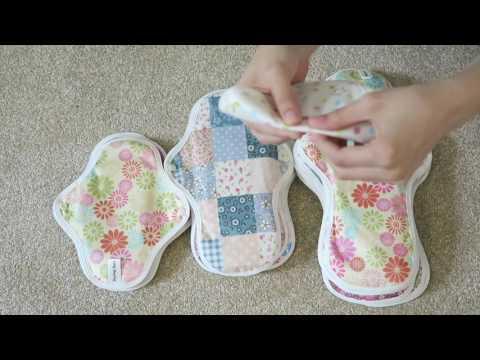 Precious Stars organic cotton pads