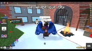 ROBLOX MM2 GAMEPLAY #1