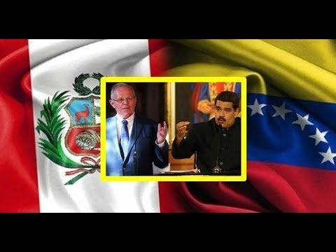 Información y análisis: ¿Por qué Perú expulsó al embajador de Venezuela?