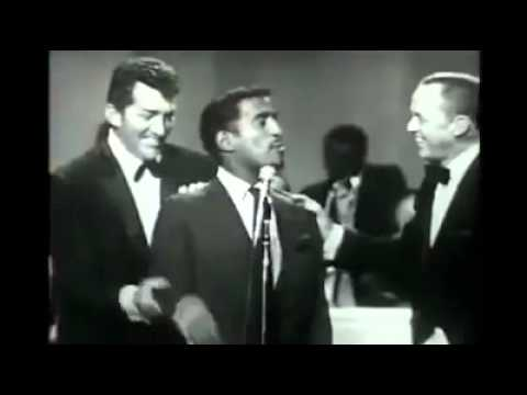 The Rat pack - birth of the blues live. Full comedic act and song