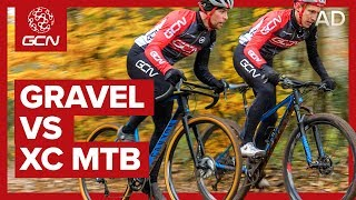 Gravel Bike Vs XC Mountain Bike: Which Does It All Best