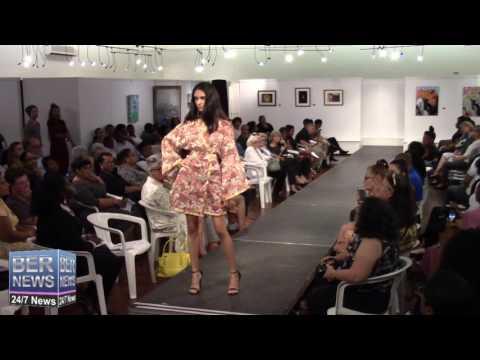 James Lee At Bermuda Fashion Collective, November 3 2016