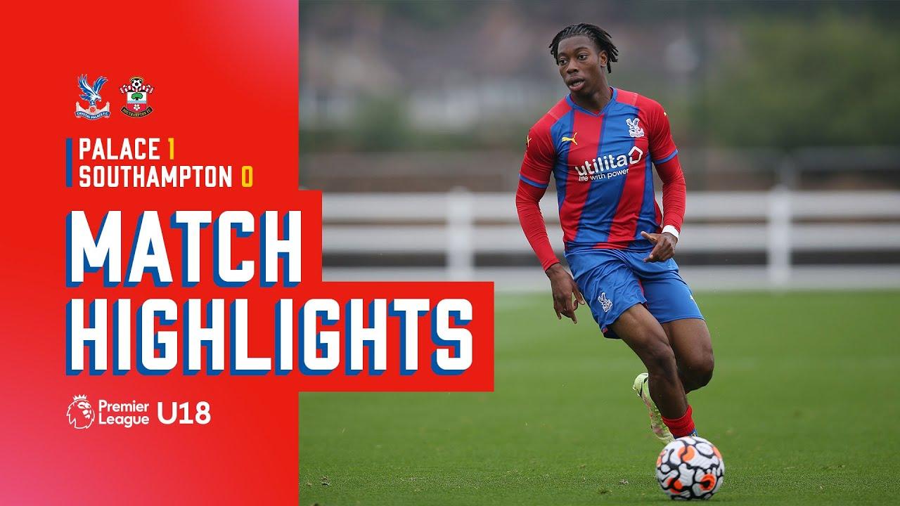 Download U18 Highlights: Crystal Palace 1-0 Southampton