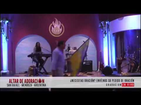 Altar de Adoracion (Facebook Live Stream) 15 de Marzo 2018
