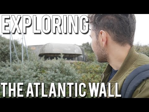 Exploring the Atlantic Wall - Festung Hoek van Holland | WW2 Traveling