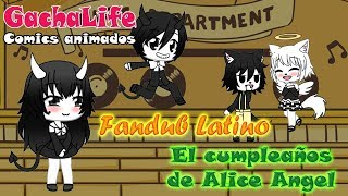 Download Gacha Life - El cumpleaños de Alice Angel - Fandub Latino Mp3 and Videos
