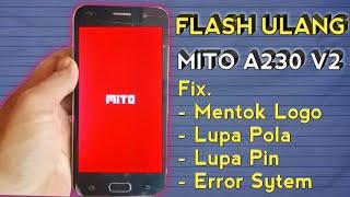Cara Flash Mito A230 V2 Fantasy fly